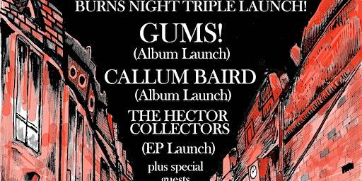 GUMS!/Callum Baird/The Hector Collectors