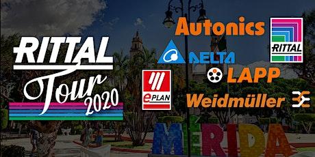 Rittal Tour 2020 en Mérida  boletos