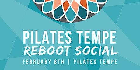Pilates Tempe Reboot Social tickets