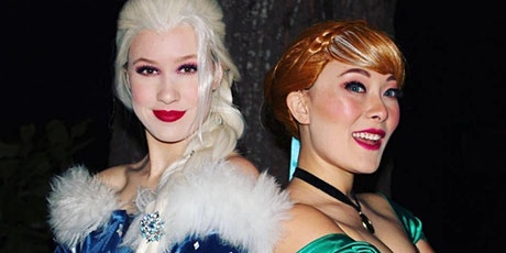 Princesses and Pancakes! @ GB Madison Saturday 12/21/19  9am-11am tickets