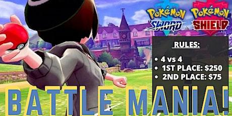 Pokemon: Sword and Shield - Battlemania! (Hollywood Edition) tickets