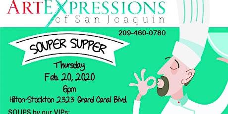 SOUPER SUPPER 2020 tickets