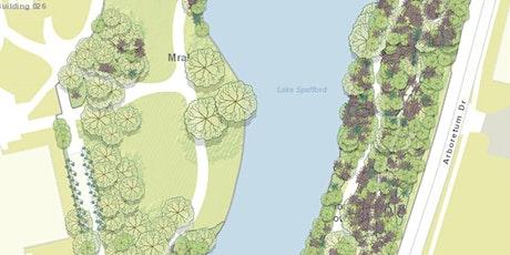 Demonstration of the Arboretum Maps - Beta Version tickets