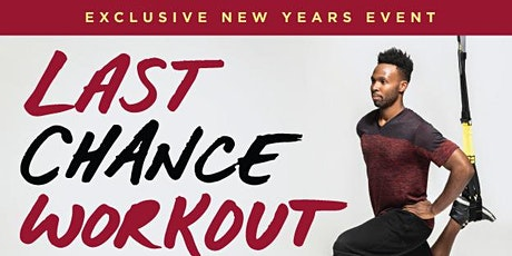 Last Chance Workout 2019 - Forma San Jose tickets
