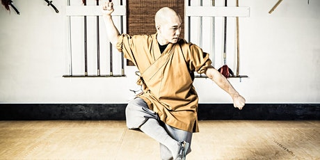 FREE Lunchtime Shaolin Qigong Intro Workshops tickets