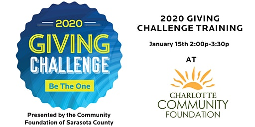 Giving Challenge Orientation at Charlotte Community Foundation