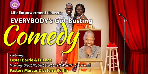 Everybody's Comedy Event - Valentine's Day