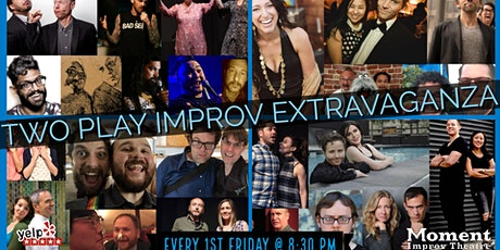 Two Play Improv Extravaganza (Jan 2020) tickets