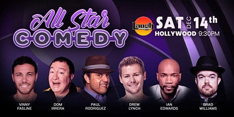 Paul Rodriguez, Dom Irrera, and more - Special Event: All-Star Comedy tickets
