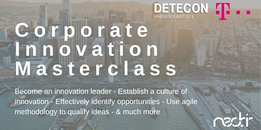 Corporate Innovation Masterclass