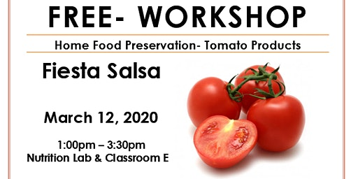 Food Preservation- Tomato Products