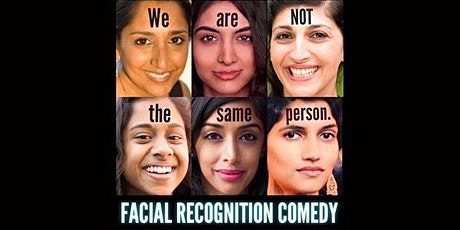 Facial Recognition Comedy (Early Show) tickets