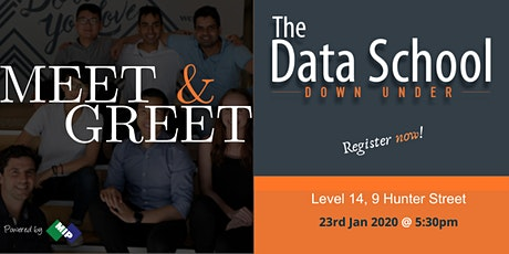 The Data School Meet and Greet tickets