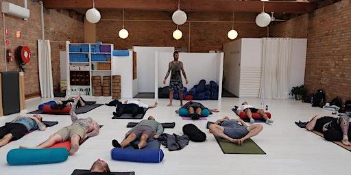 Ārepa Breathwork Exercise Workshop Sunday 26th Jan 2020