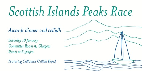 Scottish Islands Peaks Race awards dinner and ceilidh tickets
