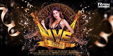 NYE 2020 Celebration! tickets