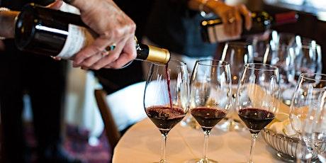Grapevine Wine Tasting - Cabernet/Bordeaux tickets