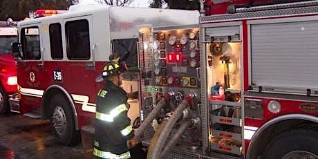 SJFD Fire Engineers Manipulative Test 2020 tickets