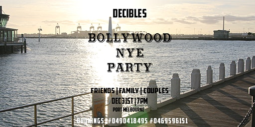 Bollywood (NYE) New Year Party 2020