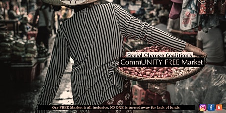Share n Swap Free Community Market_Feb. tickets