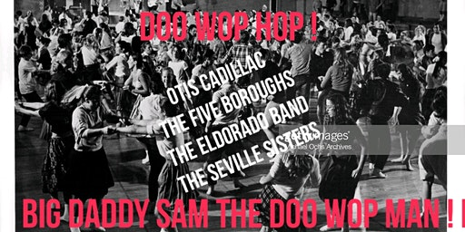 Doo Wop Hop, Old School Journey Thru Early Rock N' Roll !