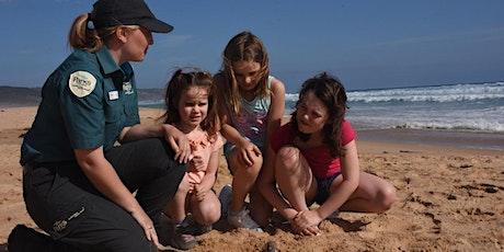 Junior Rangers Beach Treasure Hunt -Point Cook Marine Sanctuary  tickets