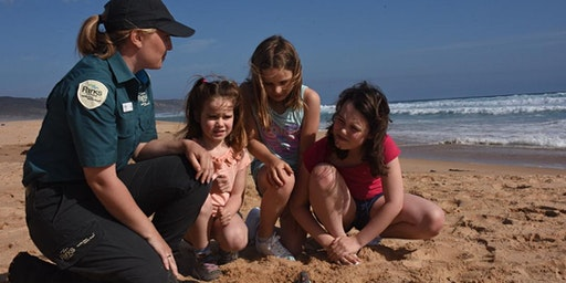 Junior Rangers Beach Treasure Hunt -Point Cook Marine Sanctuary