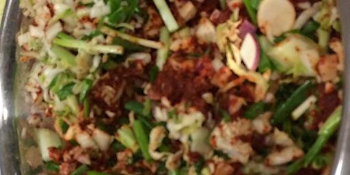 Kimchi Workshop