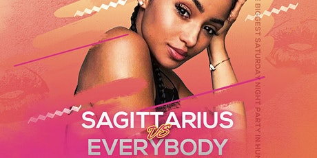 "FREE TICKETS to ""SAGITTARIUS VS EVERYBODY"" THIS SATURDAY @ CLUB 47 (DEC.14TH) tickets"