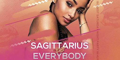 "FREE TICKETS to ""SAGITTARIUS VS EVERYBODY"" THIS SATURDAY @ CLUB 47 (DEC.14TH)"