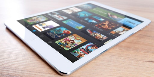 iPad for beginners 3 week course