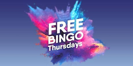 Free Bingo tickets