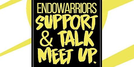Endowarrior Support & Talk Meet Up tickets