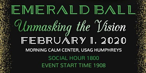 Emerald Ball 2020: Unmasking the Vision