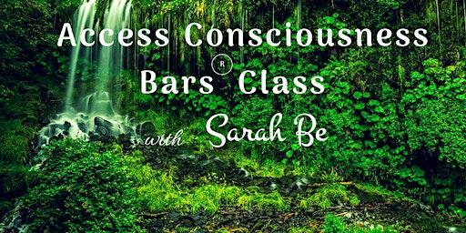 Access Bars Class - Sunshine Coast