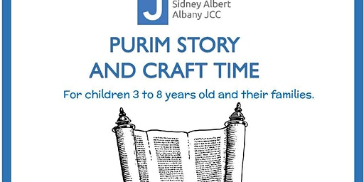 PJ Library Purim Story and Craft Time