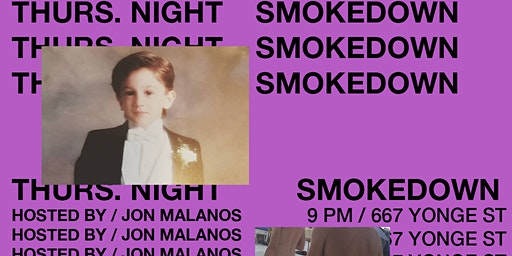 Thursday Night Smokedown: 420-Friendly Comedy Show