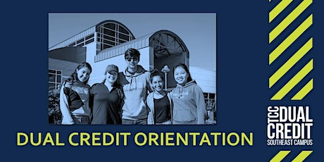 Dual Credit Orientation - Spring 2020 (Make-up Session) tickets