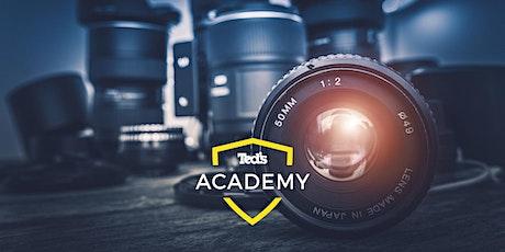 Camera Basics | Knox | Beginner tickets