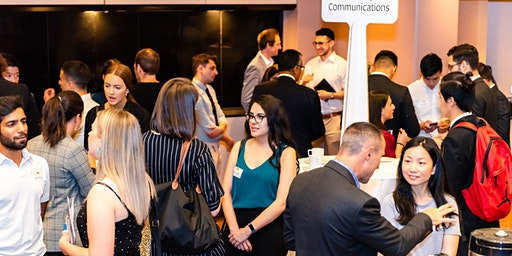 UniSA Internship Program Industry to Student Networking Event - March 2020