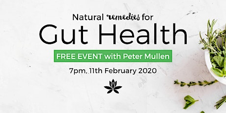 Natural Remedies for Gut Health with FREE Fermenting Demo tickets