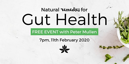 Natural Remedies for Gut Health with FREE Fermenting Demo