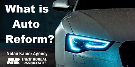 What is Auto Reform? tickets