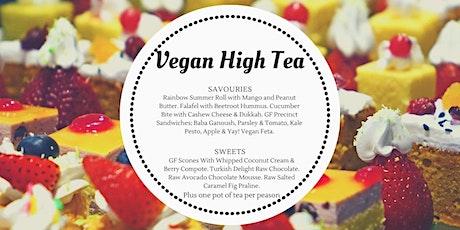 Vegan High Tea at Eka Wholefoods Cafe, Seddon tickets