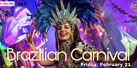 Brazilian Carnival at Living Room DC tickets