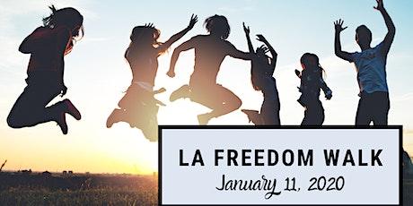 LA Freedom Walk 2020 tickets