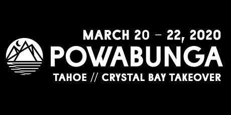 Powabunga Lake Tahoe tickets