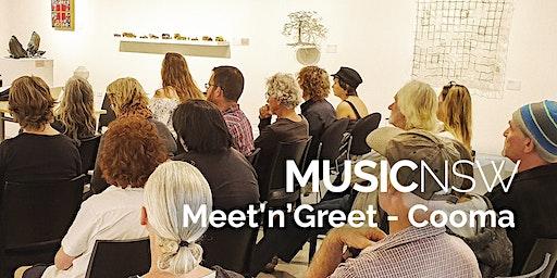 MusicNSW Meet'n'Greet - Cooma