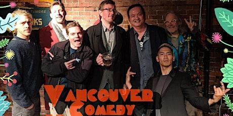 Vancouver Comedy XXXMas Uncensored with Jon Gagnon tickets