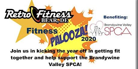 Fitness Palooza benefiting BV SPCA tickets